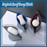 Stylish Leaf Soap Dish