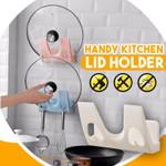 Handy Kitchen Lid Holder
