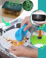 Cleaning Antibac Sponge