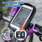 Waterproof Bike Phone Pouch