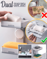 Dual Soap Dish