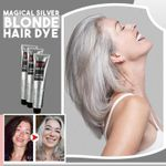 Magical Silver Blonde Hair Dye