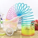 Magic Plastic Rainbow Slinky