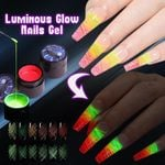 Luminous Glow Nails String Gel