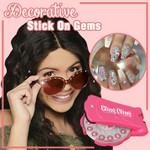 Decorative Stick-On Gems