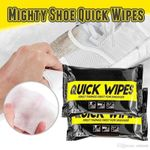 Mighty Shoe Quick Wipes