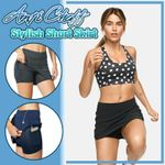 Anti-Chaff Stylish Short Skirt