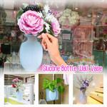 Silicone Bottle Wall Vase