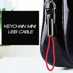 Keychain Mini USB Cable
