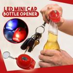 LED Mini Cap Bottle Opener