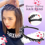 Bangs Styling Hair Band