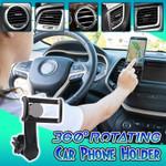 360° Rotating Car Phone Holder
