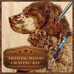 Artistic Wood Carving Kit