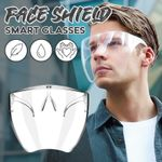 Face Shield Smart Glasses