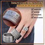 Innovative Ring Clock