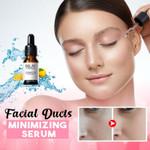 Facial Ducts Minimizing Serum