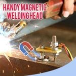 Handy Magnetic Welding Head