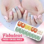 Fabulous Press-On Gel Nails