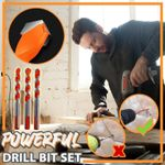Powerful Drill Bit Set