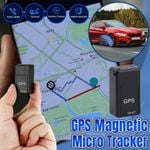 GPS Magnetic Micro Tracker