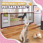 Detachable Handy Pet Safe Gate