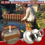 Ultra Mighty Magnetic Hook