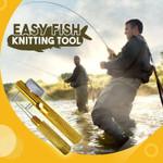 Easy Fishing Knotting Tool