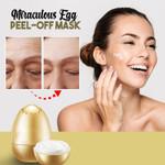 Miraculous Egg Peel-Off Mask