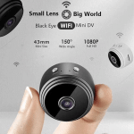 Invisible Wireless Magnetic Camera