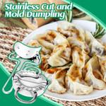 Stainless Cut and Mold Dumpling Maker