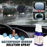 Waterproof Mirror Solution Spray