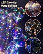 LED Glow Up Party Balloon