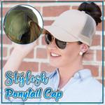 Stylish Ponytail Cap