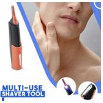 Multi-Use Shaver Tool