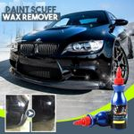 Paint Scuff Wax Remover
