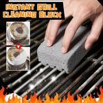 Instant Grill Cleaning Block