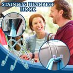 Stainless Headrest Hook