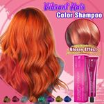 Vibrant Hair Color Shampoo