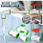 Instant Handy Waterpipe Connector