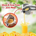 Quick and Easy Fresh Juice Maker