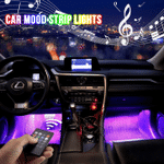 Car Mood Strip Lights