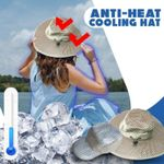 Anti-Heat Cooling Hat