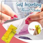 Self Inserting Thread Device