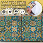 Handy Tile Decor Stickers