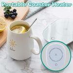 Portable Coaster Heater