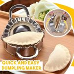 Quick and Easy Dumpling Maker