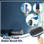 Easy Paint Roller Brush Kit