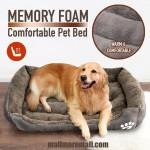 Memory Foam Comfortable Pet Bed