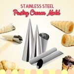 Stainless Steel Cone Molder