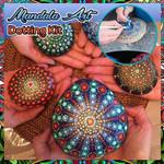 Mandala Art Dotting Kit